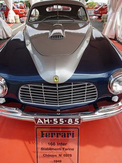 Ferrari 166 Inter 1949