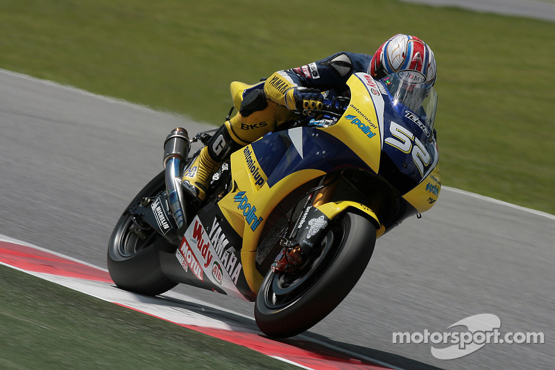 2008. James Toseland (MotoGP)