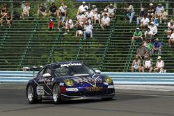 #65 TRG/Riegel Autosport Porsche GT3 Cup: Josemanuel Gutierrez, Hima Maher, Craig Stanton