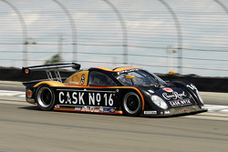 #16 Cheever Racing Pontiac Coyote: Matteo Bobbi, Antonio Garcia