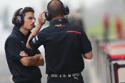 Laurent Mekies, Chief Engineer, Scuderia Toro Rosso
