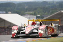 #2 Audi Sport North America, Audi R10: Allan McNish, Tom Kristensen, Rinaldo Capello
