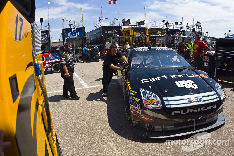 The Carhartt Ford Fusion