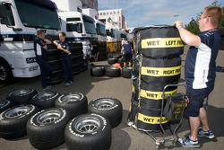 Williams F1 takım elemanları, work