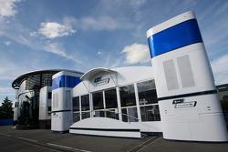 Williams F1 Team hospitality