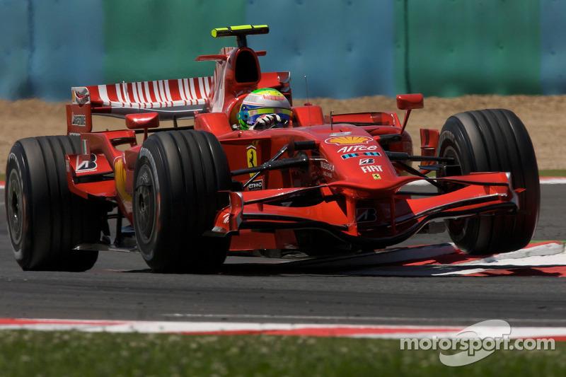 2008: Фелипе Масса, Ferrari F2008