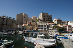 Visit of Marseille: Vallon des Auffes marina