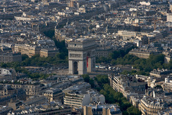 Visit, Paris: a view from Eiffel Tower