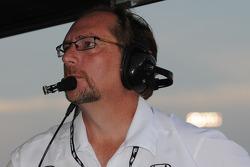 Dennis Reinbold of Dreyer and Reinbold Racing