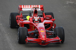 Кімі Райкконен, Scuderia Ferrari, F2008