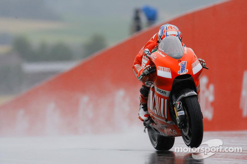 2008: Casey Stoner (Ducati)
