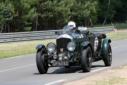 #43 Bentley 4,5 Le Mans 1929: Martin Overington