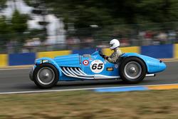 #65 Talbot Lago T26 Gs 1951: Jose Fernandez Sousa, Sam M. Stretton