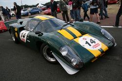 #14 Lola T70 Mkiii B 1969: John Minshaw