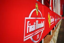 Finali Mondiali Ferrari, il logo ufficiale