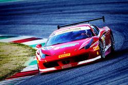 #95 Scuderia Praha Ferrari 458: Иржи Писарик