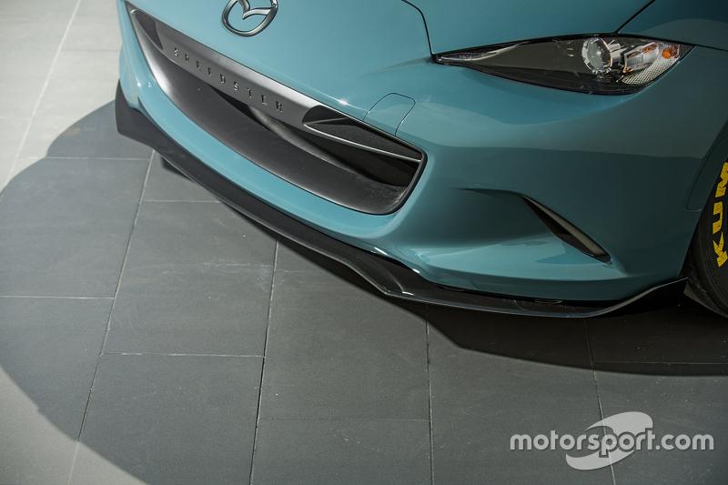 Mazda MX-5 Speedster concept at SEMA Show