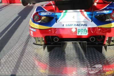 Apresentaçãp da Ferrari 488 GTE e Ferrari 488 GT3