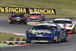 #55 Scuderia Autoropa Ferrari 458: Babalus