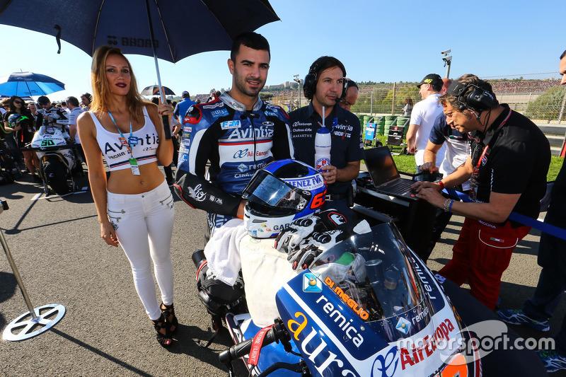 Майк Ді Меліо, Avintia Racing Ducati