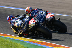 Майк ди Мельо и Гектор Барбера, Avintia Racing Ducatis