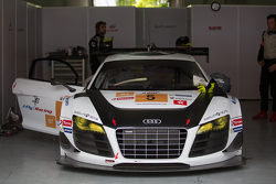 #5 Absolute Racing Audi R8 LMS ultra: Jeffrey Lee, Andrew Kim, Alessio Picarello