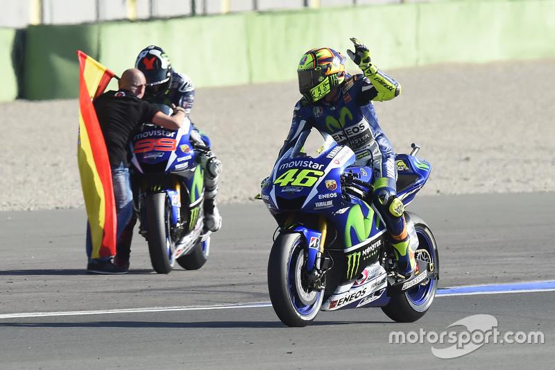 Valencia 2015 - Adiós al título en la última carrera