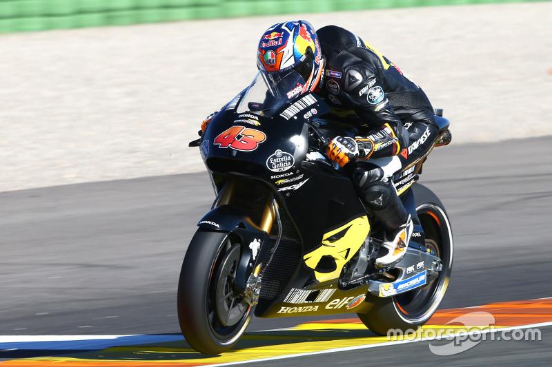 Jack Miller (Marc-VDS-Honda): Startnummer 43