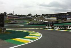 Поворот Senna S