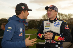 Sébastien Ogier, Volkswagen Motorsport con Jari-Matti Latvala, Volkswagen Motorsport