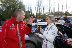 Пол Нэгл, Citroën World Rally Team и Сьюзи Вольф