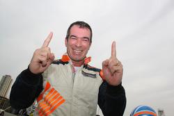 Constantino Junior pole em Interlagos