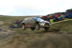 马兹·奥斯特伯格、乔纳斯·安德森,雪铁龙DS3 WRC,雪铁龙WRC车队