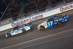 Dale Earnhardt Jr., Hendrick Motorsports Chevrolet; Ricky Stenhouse Jr., Roush Fenway Racing Ford