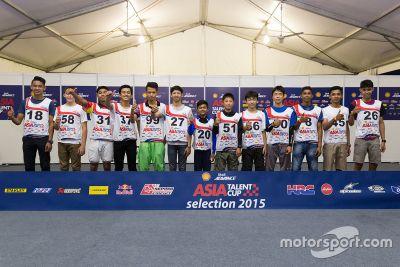 Asya Yetenek Kupası 2016 seçimi