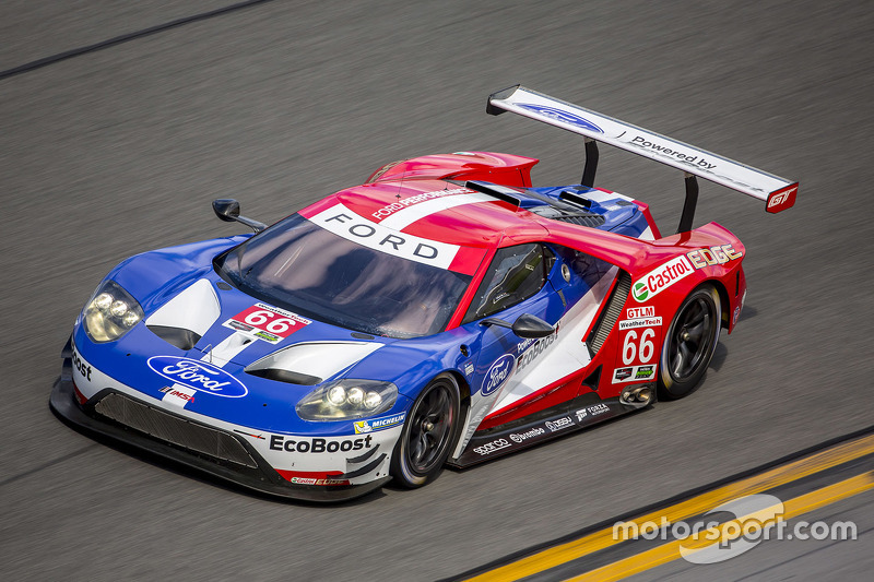 Ford Performance Chip Ganassi Racing Ford Gt