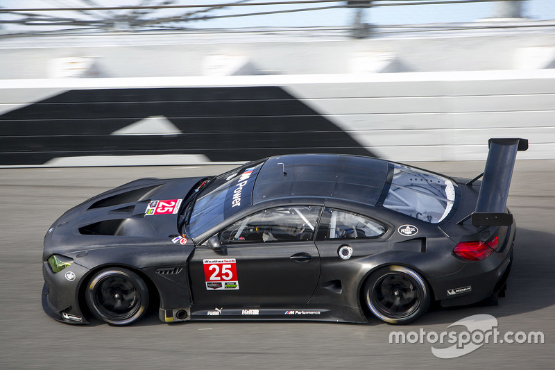 #25 BMW Team RLL, BMW M6 GTLM