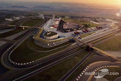 Circuit van Wales project