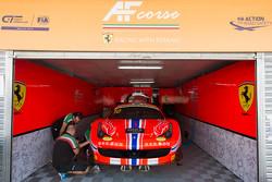法拉利AF Corse私人赛车