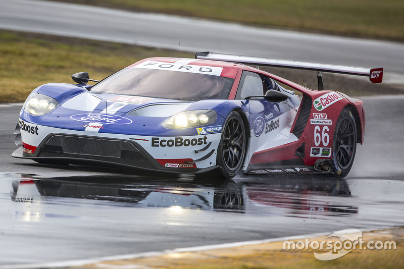 Ford Performance Chip Ganassi Racing Ford Gt Sebastien Bourdais