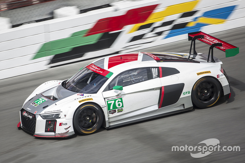 #76 Audi Sport Customer Racing Audi R8 LMS GT3