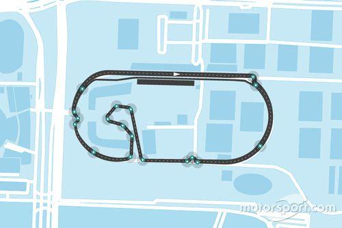 Mexico City Formula E unveil