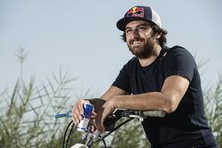 Red Bull presentación de pilotos y riders