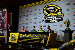 NASCAR Sprint Cup championship media day