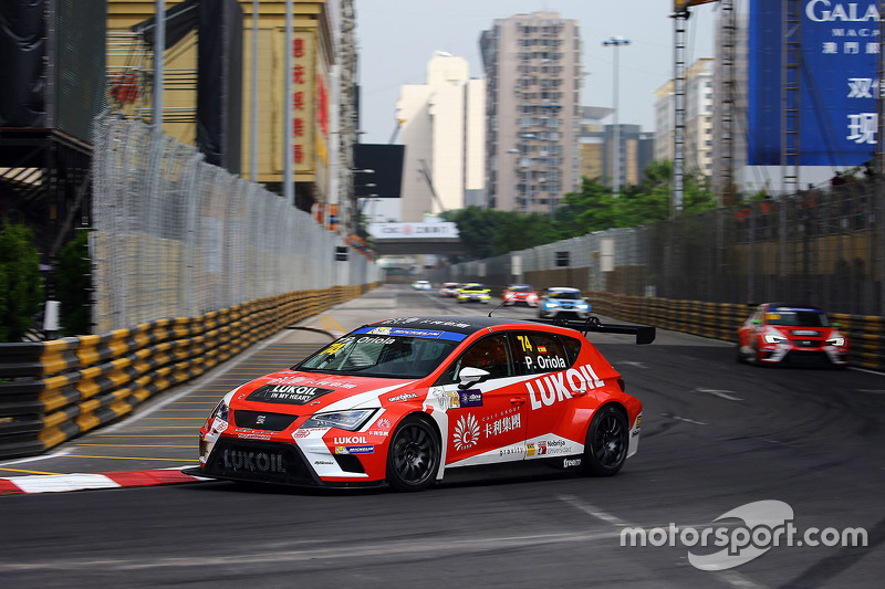 Пепе Оріола, SEAT Leon, Team Craft-Bamboo LUKOIL