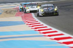 #88 Abu Dhabi Proton Competition Porsche 911 RSR: Marco Mapelli, Халед Аль-Кубайсі, Клаус Бахлер