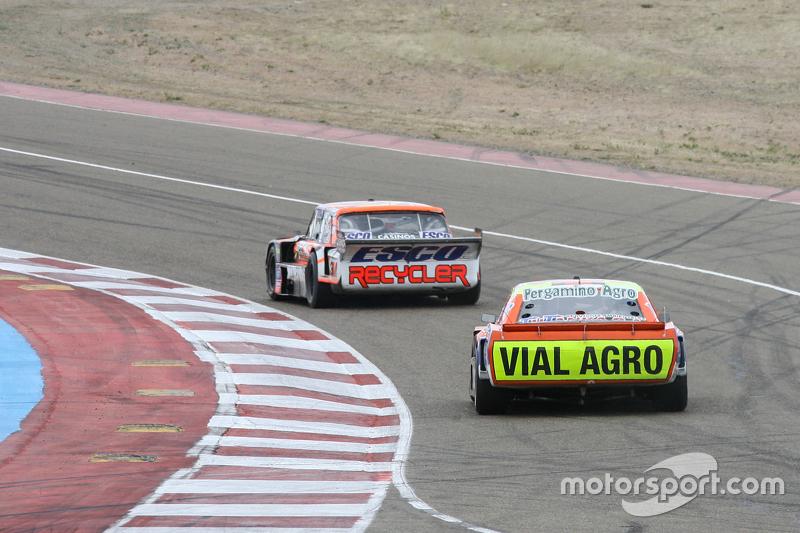 Маріано Вернер, Werner Competicion Ford, Джонатан Кастеллано, Castellano Power Team Dodge