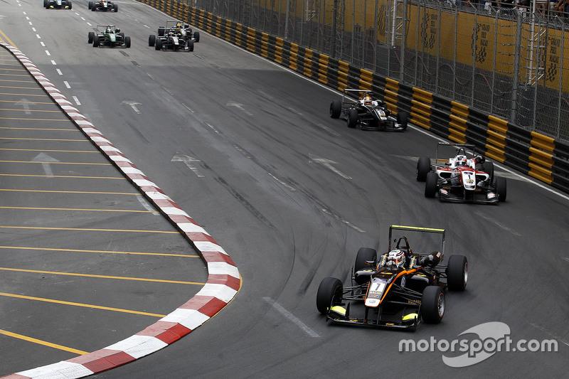 Antonio Giovinazzi, Carlin, Dallara Volkswagen