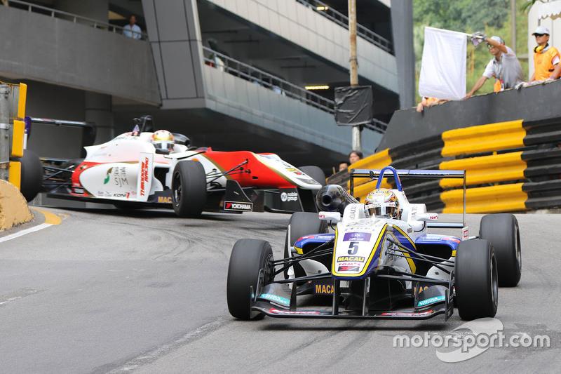 Kenta Yamashita, Tom's, Dallara Toyota