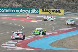 Matias Rossi, Donto Racing Chevrolet, Mauro Giallombardo, Maquin Parts Racing Ford, Facundo Ardusso, Trotta Competicion Dodge, Carlos Okulovich, Sprint Racing Torino
